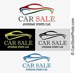 Car Sale Logo