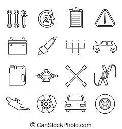 car service icon