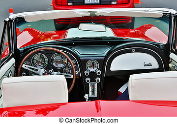 car show classic cars