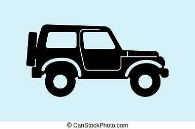 car silhouette - Silhouette car is not associated with any...