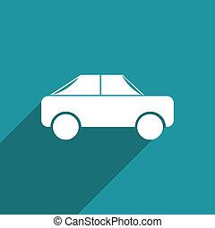 car simple icon
