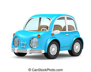 car small cartoon