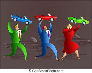 car team