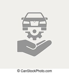 Car technical assistance service
