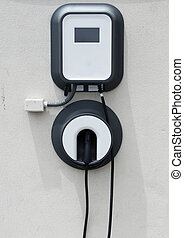 Car vehicle electric recharge station