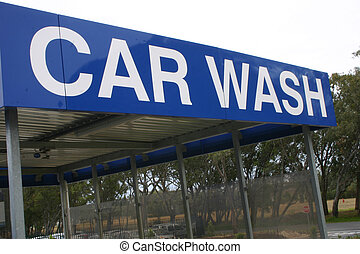 Car wash in Cape Town
