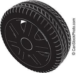 Car Weel Tire