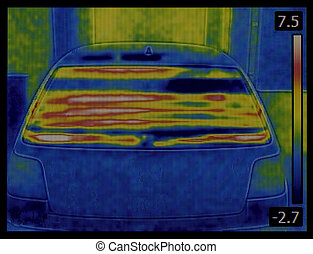 Car Window Heater Infrared