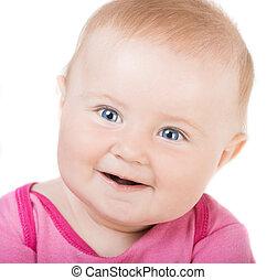 cara bebê