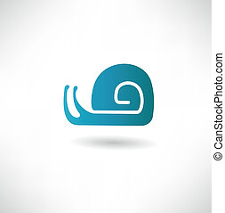 caracol, icono