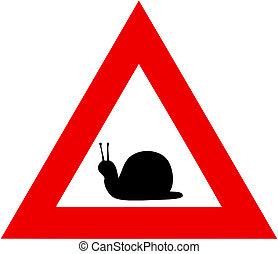 caracoles, peligro