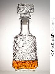carafe of brandy