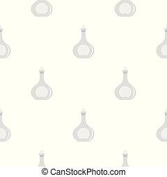Carafe pattern seamless