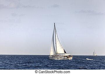caraibico, navigazione