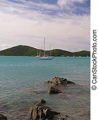 caraibico, yachting