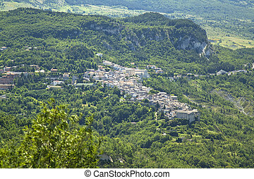 Caramanico terme quater - Caramanico Terme is a small...