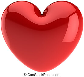 Caramel heart shape