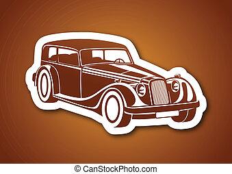 Caramel sport classic auto