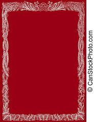 caratê, kyokushinkai, diploma, vermelho, papel
