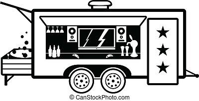 Caravan  Trailer