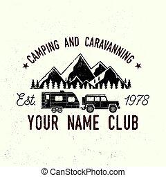 wohnwagen oder camping auto clipart und stock Camping and Caravan Club Sites Camping and Caravan Club Sites
