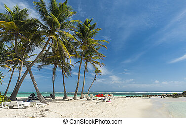 caravelle, spiaggia