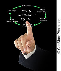'Carb Addiction' Cycle