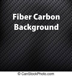 Carbon background - Fiber carbon background