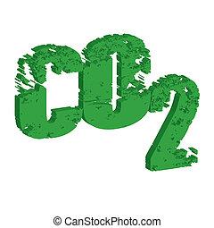 carbon dioxide depletion on earth