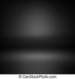 carbon fiber background - 3d image of carbon fiber...
