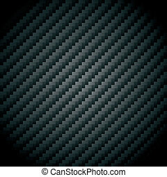 Carbon fiber - Vector illustration of a carbon fiber texture...