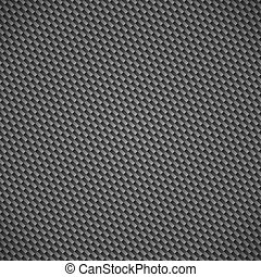 Carbon Fiber Pattern - Black carbon background pattern of...
