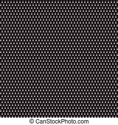 Carbon fiber texture. Vector Illustrationr background.