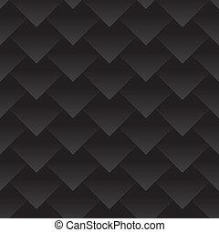 Carbon fiber triangles background. Dragon skin. - Carbon...