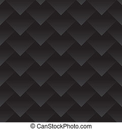 Carbon fiber triangles background. Dragon skin. - Carbon...