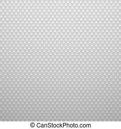 Carbon fiber vector background - Gray carbon fiber texture,...