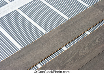 carbon film floor heating