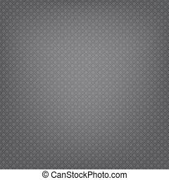 Carbon metallic texture background . Vector illustration