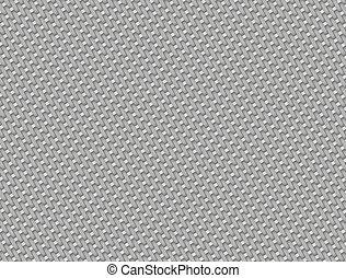 carbone, blanc, fibre, modèle