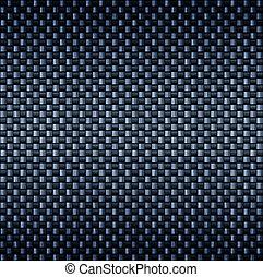 carbone, fibre, texture, fibre