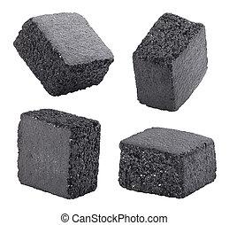 carbonella, cubi