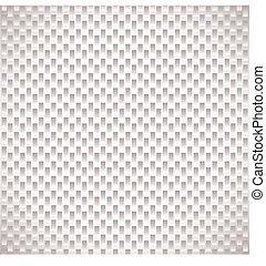 carbono, branca, fibra, tecer