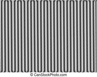 carbono, fiber., vector.