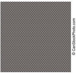 carbono, fibra, quadrado, seamless