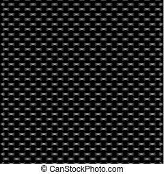 carbono, pretas, textura