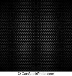 carbono, textura