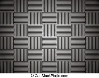 carbono, textura, ou, fundo