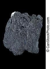Carborundum mineral stone - Silicon carbide, also known as...