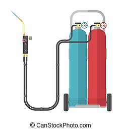 carburant, oxy, soudure