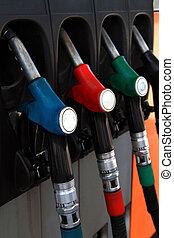 carburant pompe